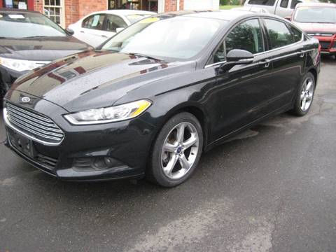 2014 Ford Fusion for sale in Bloomfield, CT