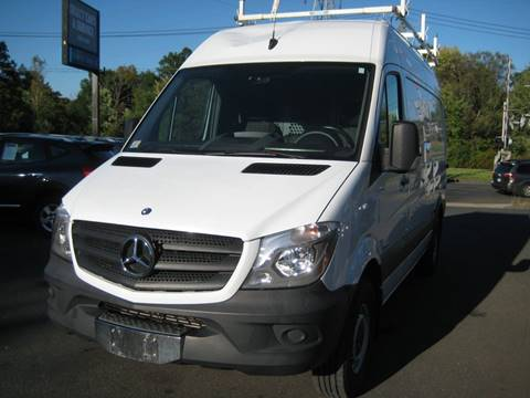 2014 Mercedes-Benz Sprinter Cargo for sale in Bloomfield, CT