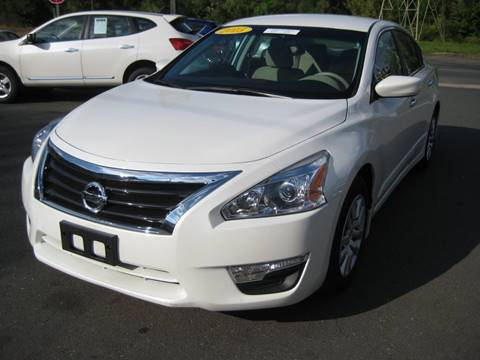 2015 Nissan Altima for sale in Bloomfield, CT
