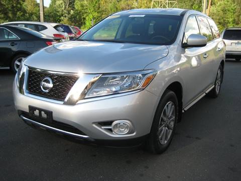 2015 Nissan Pathfinder for sale in Bloomfield, CT