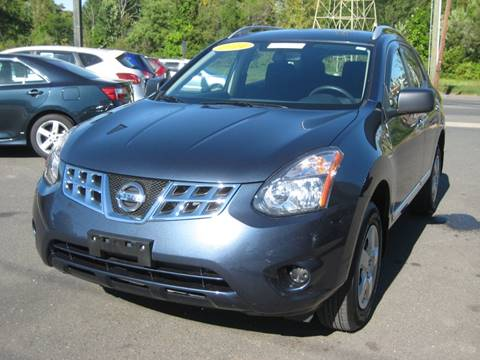 2014 Nissan Rogue Select for sale in Bloomfield, CT