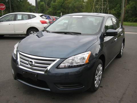 2015 Nissan Sentra for sale in Bloomfield, CT