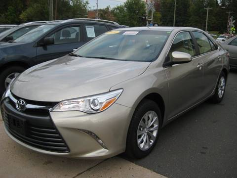 2015 Toyota Camry for sale in Bloomfield, CT