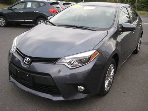 2014 Toyota Corolla for sale in Bloomfield, CT