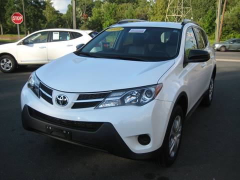 2015 Toyota RAV4 for sale in Bloomfield, CT