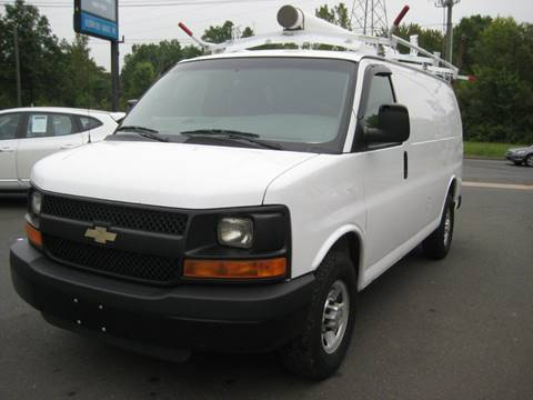 2011 Chevrolet Express Cargo for sale in Bloomfield, CT
