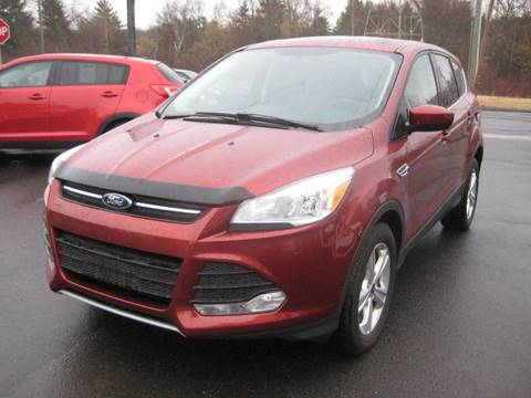 2015 Ford Escape for sale in Bloomfield, CT