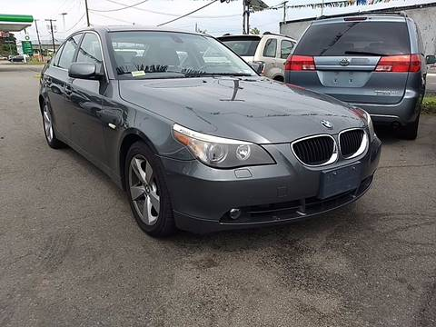2006 BMW 5 Series for sale in Hasbrouck Height, NJ