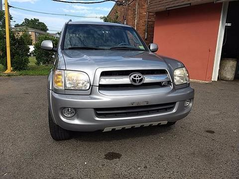 2006 Toyota Sequoia for sale in Hasbrouck Height, NJ