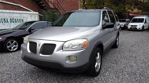 2006 Pontiac Montana SV6 for sale in Hasbrouck Height, NJ