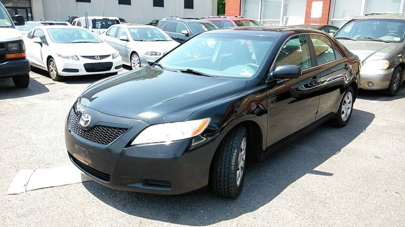 2007 Toyota Camry For Sale At Stallion Auto Group In Hasbrouck Height NJ