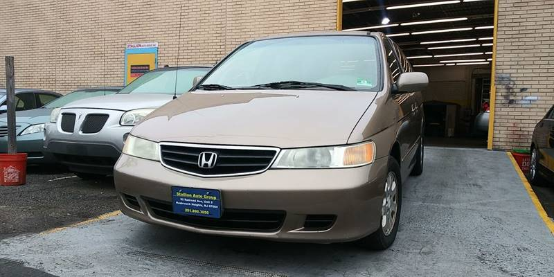 2003 Honda Odyssey For Sale At Stallion Auto Group In Hasbrouck Height NJ