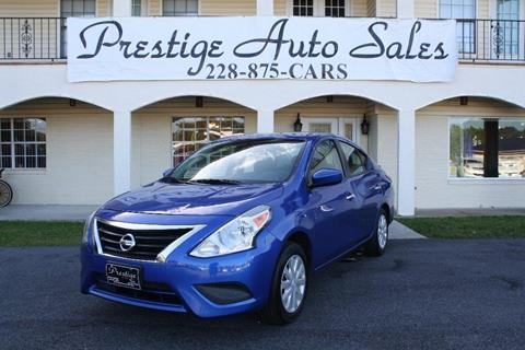2016 Nissan Versa for sale in Ocean Springs, MS