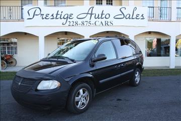2005 Dodge Caravan for sale in Ocean Springs, MS