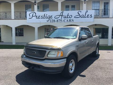 2001 Ford F-150 for sale in Ocean Springs, MS