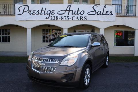 2010 Chevrolet Equinox for sale in Ocean Springs, MS
