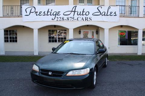 1999 Honda Accord for sale in Ocean Springs, MS