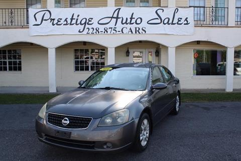2006 Nissan Altima for sale in Ocean Springs, MS
