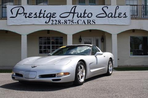 2003 Chevrolet Corvette for sale in Ocean Springs, MS