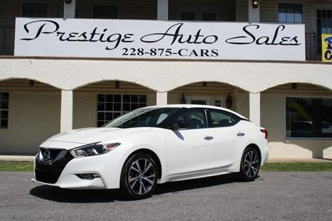 2016 Nissan Maxima for sale in Ocean Springs, MS