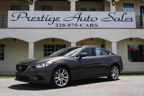 2016 Mazda MAZDA6 for sale in Ocean Springs, MS