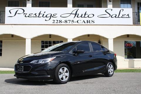 2017 Chevrolet Cruze for sale in Ocean Springs, MS