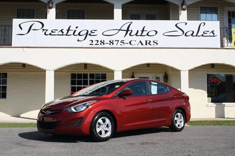 2015 Hyundai Elantra for sale in Ocean Springs, MS