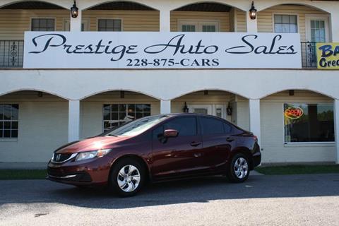 2015 Honda Civic for sale in Ocean Springs, MS