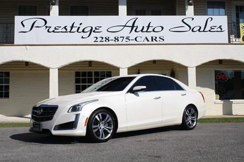 2014 Cadillac CTS for sale in Ocean Springs, MS