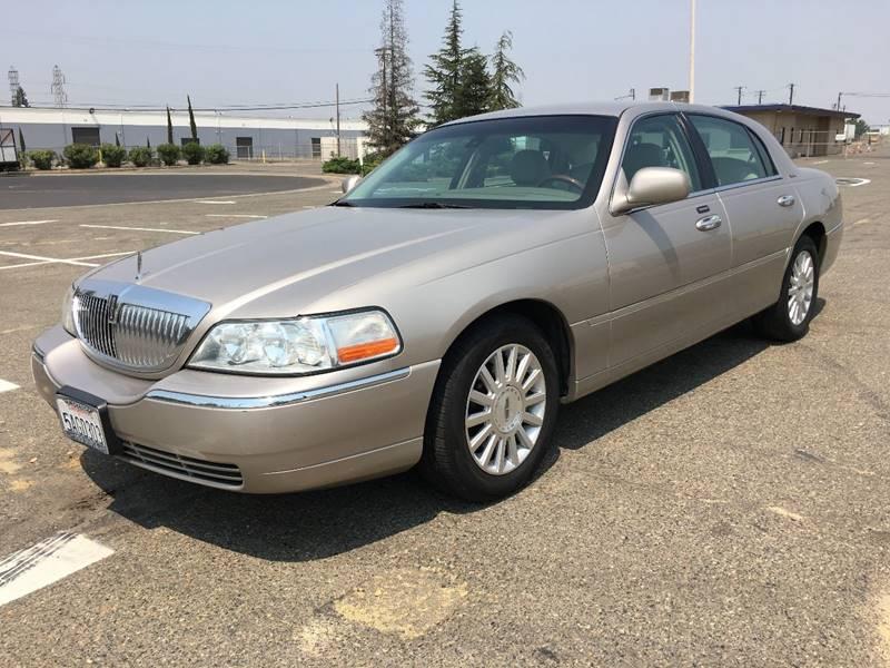2003 Lincoln Town Car Signature In Sacramento Ca Fast Lane Motors