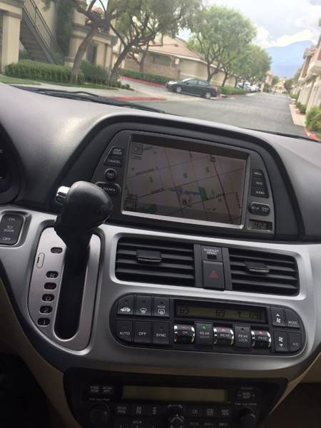 2008 Honda Odyssey Ex L 4dr Mini Van Wdvd And Navi In Upland Ca
