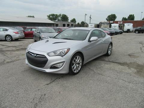2014 Hyundai Genesis Coupe for sale in Kansas City, MO
