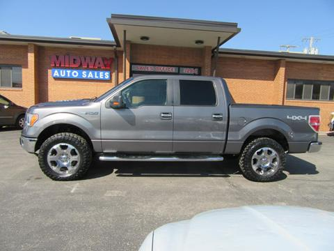 2010 Ford F-150 for sale in Kansas City, MO