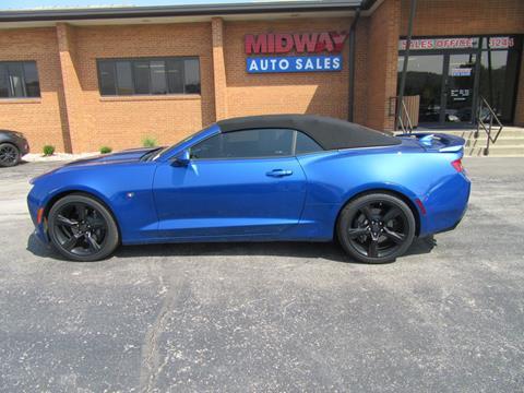 Chevrolet Camaro For Sale In Kansas City Mo Carsforsale