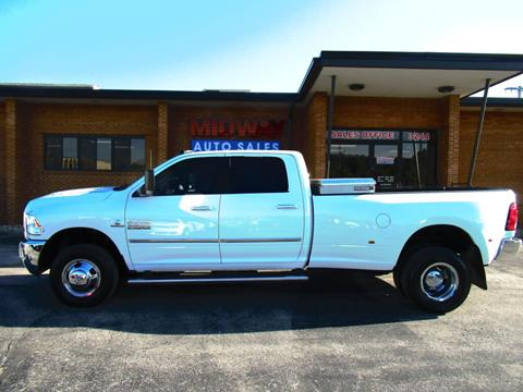 2017 Dodge Dually >> Used Ram Ram Pickup 3500 For Sale Carsforsale Com