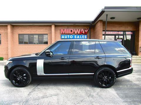 2014 Land Rover Range Rover for sale in Kansas City, MO