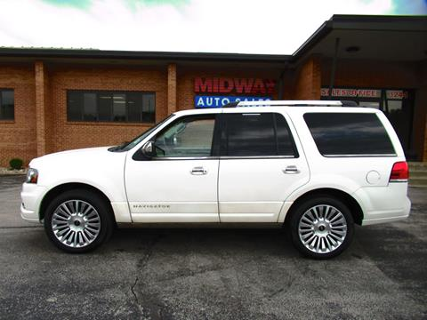 2016 Lincoln Navigator for sale in Kansas City, MO