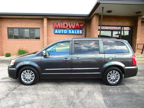 2016 Chrysler Town and Country for sale in Kansas City, MO