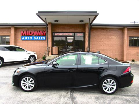 2016 Lexus IS 200t for sale in Kansas City, MO