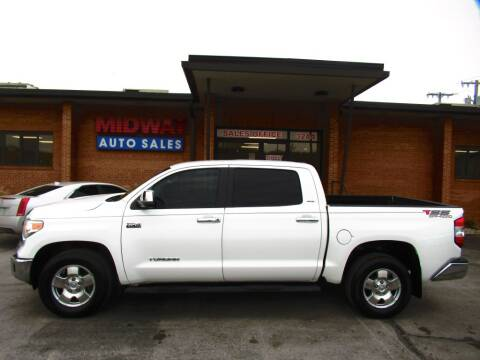 2014 Toyota Tundra SR5 for sale at Midway Auto in Kansas City MO