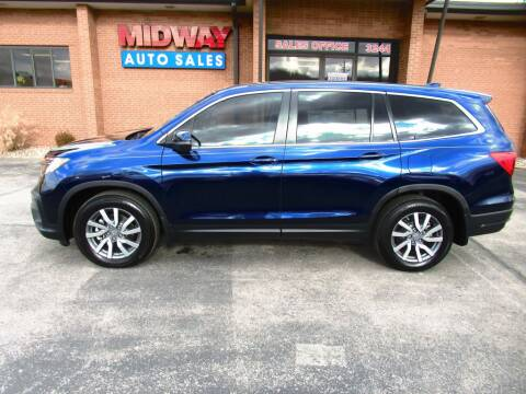 2019 Honda Pilot EX-L for sale at Midway Auto in Kansas City MO