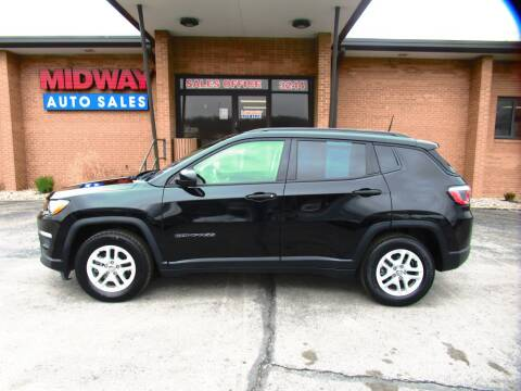 2017 Jeep Compass Sport for sale at Midway Auto in Kansas City MO