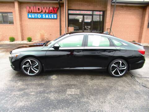 2019 Honda Accord Sport for sale at Midway Auto in Kansas City MO