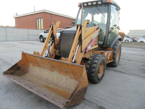 2003 Case IH  580M BACKHOE