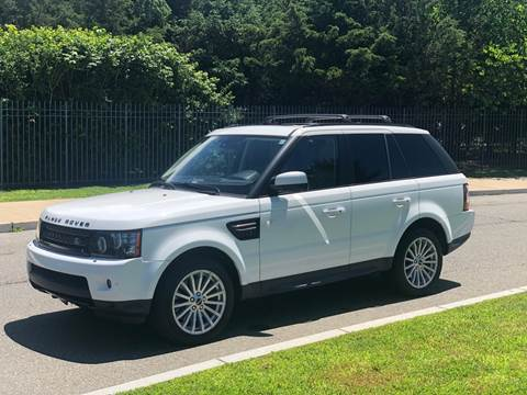 2012 Land Rover Range Rover Sport for sale in Corona, NY