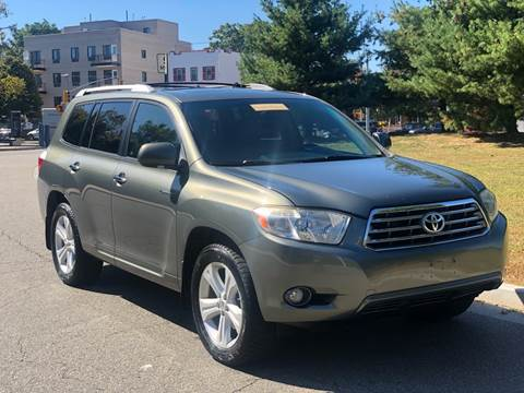 2008 Toyota Highlander For Sale >> Toyota Highlander For Sale In Corona Ny A R Auto Sales