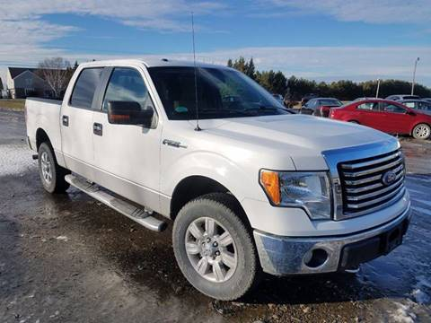 2010 Ford F-150 for sale at Jeff's Sales & Service in Presque Isle ME