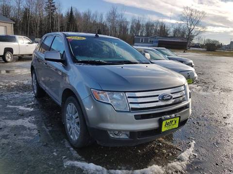 2008 Ford Edge for sale at Jeff's Sales & Service in Presque Isle ME