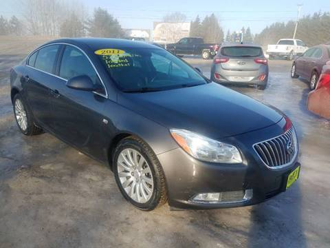 2011 Buick Regal for sale at Jeff's Sales & Service in Presque Isle ME