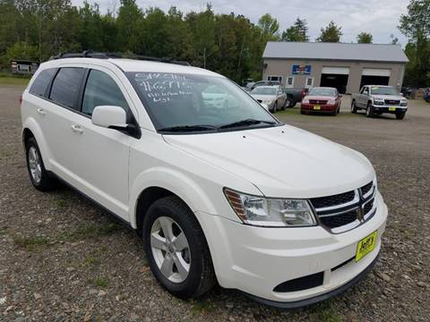 2011 Dodge Journey for sale at Jeff's Sales & Service in Presque Isle ME